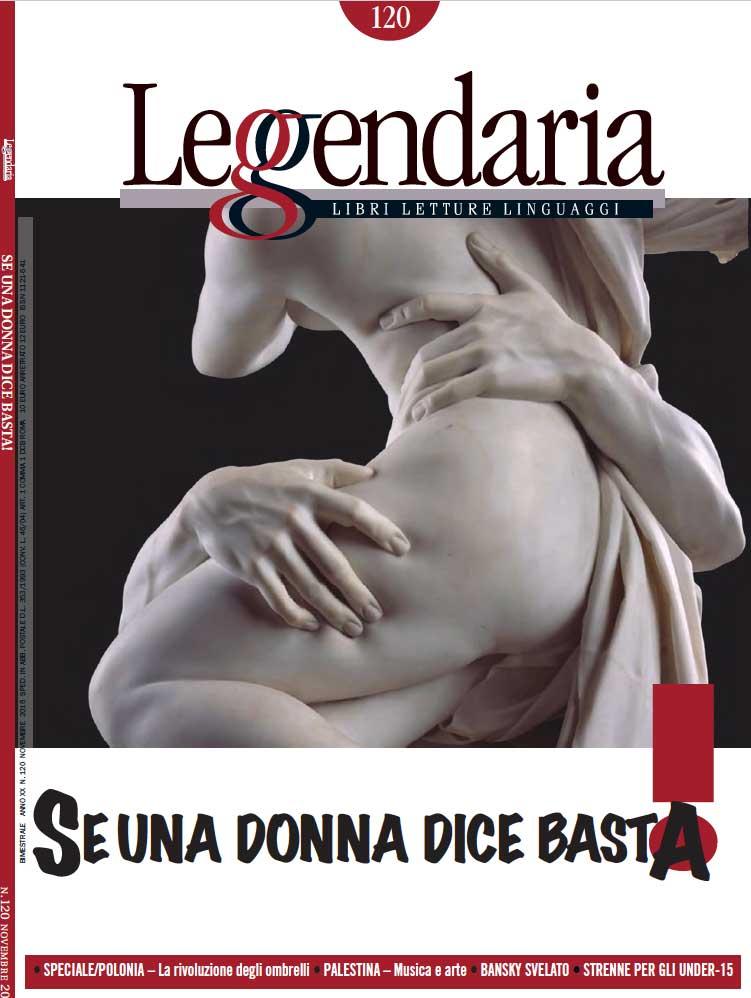 Leggendaria 120 - Se una donna dice basta