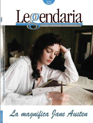 Leggendaria 123 | La magnifica Jane Austen