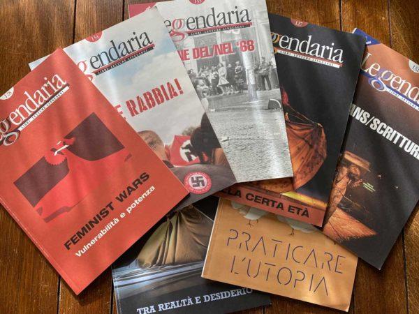 Leggendaria. Libri Letture Linguaggi