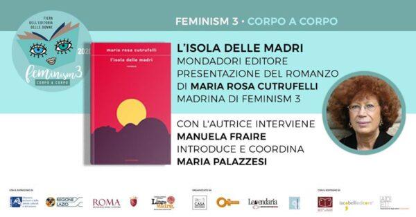 Maria Rosa Cutrufelli a Feminism3