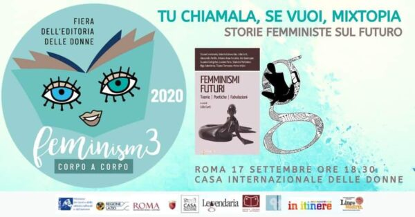 Feminis 3 + Leggendaria: Storie femministe sul futuro